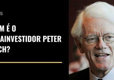 Quem é o megainvestidor Peter Lynch?