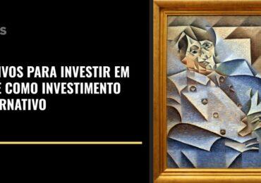 Motivos para investir em Arte como Investimento Alternativo